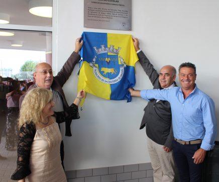 Centro Escolar de Foros de Salvaterra e Várzea Fresca já foi inaugurado