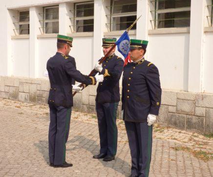 Tomada de posse do novo Comando do Destacamento Territorial de Tomar da GNR
