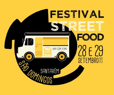Festival de Street Food no Bairro de São Domingos em Santarém