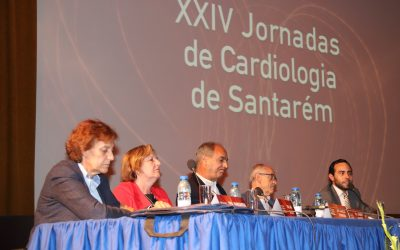 XXIV Jornadas de Cardiologia de Santarém decorreram no CNEMA
