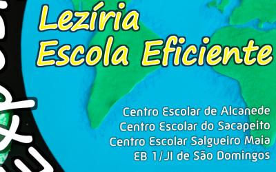 """Exposição """"Lezíria Escola Eficiente"""" na Casa do Ambiente promove sensibilização para a redução do consumo eléctrico"""