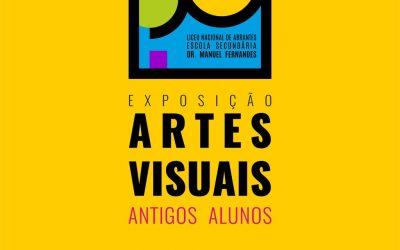 Liceu de Abrantes recebe Exposição de Artes Visuais de antigos alunos