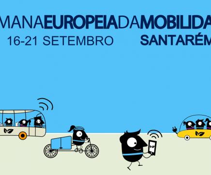 Semana Europeia da Mobilidade 2018 assinalada em Santarém com várias actividades