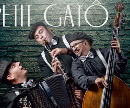 Jornadas Europeias do Património: 'Petit Gatô' em concerto na cidade de Santarém