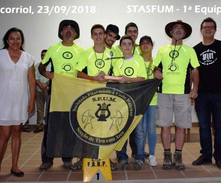 Tiro com Arco da União Matense vence mais uma prova do Campeonato Nacional
