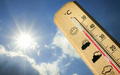 Temperaturas perto dos 40 graus até ao próximo sábado na região de Santarém