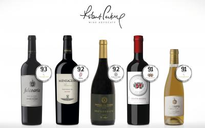 Vinhos do Tejo sobressaem na crítica internacional da publicação Robert Parker The Wine Advocate