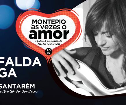 Festival de música que celebra o amor chega a Santarém em 2019 com Mafalda Veiga