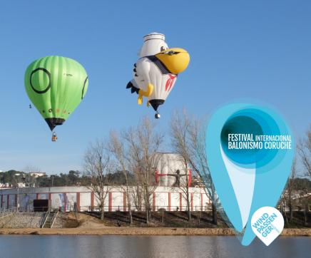 Balões de Ar Quente, Gastronomia e Livros para 'Viver a Lezíria' em Coruche