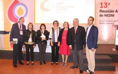 Núcleo de Estudos da Diabetes Mellitus debate estratégias de tratamento para a diabetes em Santarém