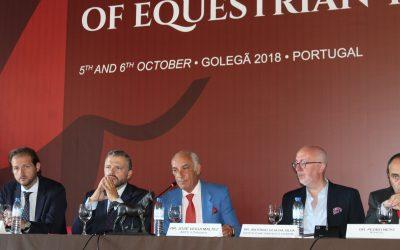 Congresso Internacional para projectar o Turismo Equestre Português realizou-se na Golegã