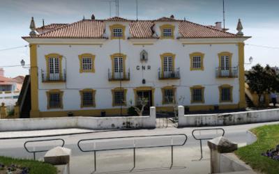 Ex-comandante do posto da GNR de Coruche condenado a 8 anos de prisão efectiva