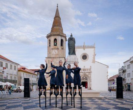"""Seis concelhos do Médio Tejo recebem 20 actuações dos """"Caminhos da Pedra"""" no fim-de-semana"""