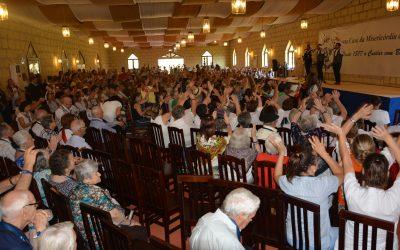 IV Festival da Terceira Idade junta mais de 500 idosos em Pernes