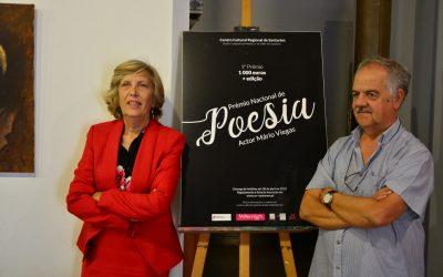 Nuno de Figueiredo vence quarta edição do Prémio Nacional de Poesia Actor Mário Viegas