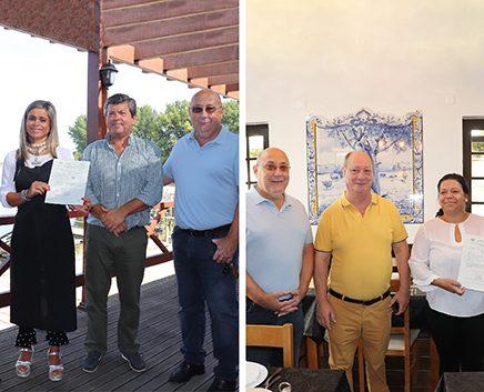Entidade Regional de Turismo certifica restaurantes do Concelho de Salvaterra de Magos