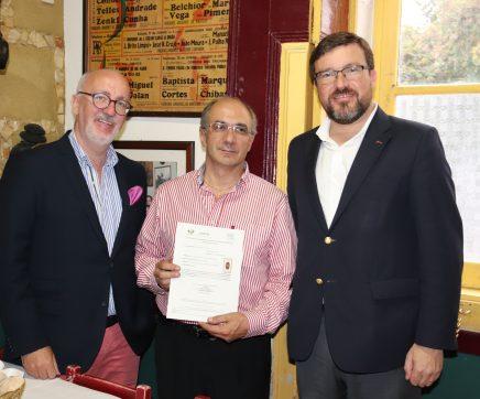 """""""Quinzena"""" e """"dois petiscos"""" recebem certificação no âmbito do Guia de Restaurantes Certificados da Lezíria do Tejo"""