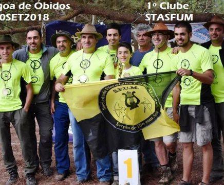 Tiro com Arco da União Matense consolida liderança do Campeonato Nacional de Clubes