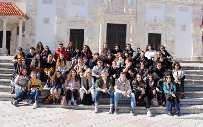 Escola Profissional do Vale do Tejo é escola internacional