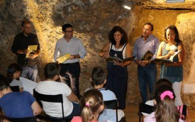 Câmara de Torres Novas lança livro sobre grutas das Lapas para público escolar