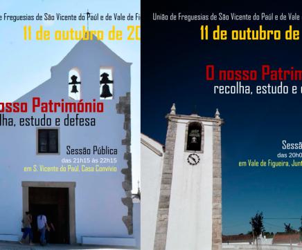 São Vicente do Paúl e Vale de Figueira, freguesia piloto no projecto Rede Freguesias da AEDPHCS