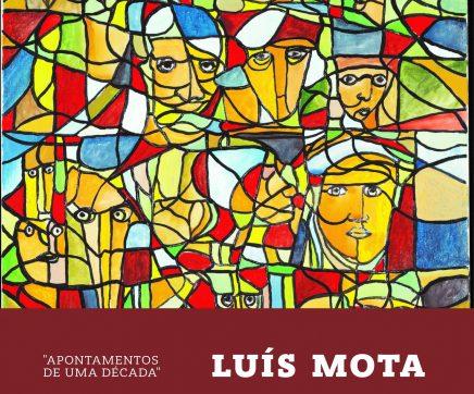 """Entroncamento recebe """"Apontamentos de uma década"""" de Luís Mota"""