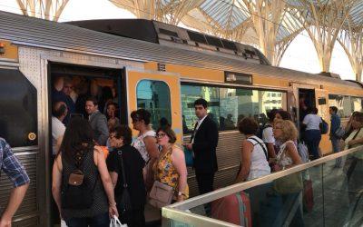 """BE e CDS pedem explicações ao Governo sobre """"caos"""" nos comboios regionais"""