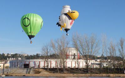 Festival Internacional de Balonismo regressa a Coruche