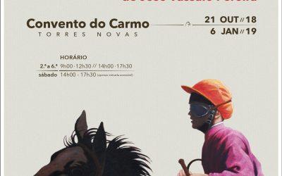 """Torres Novas recebe exposição """"Equus"""" de José Vassalo Pereira"""