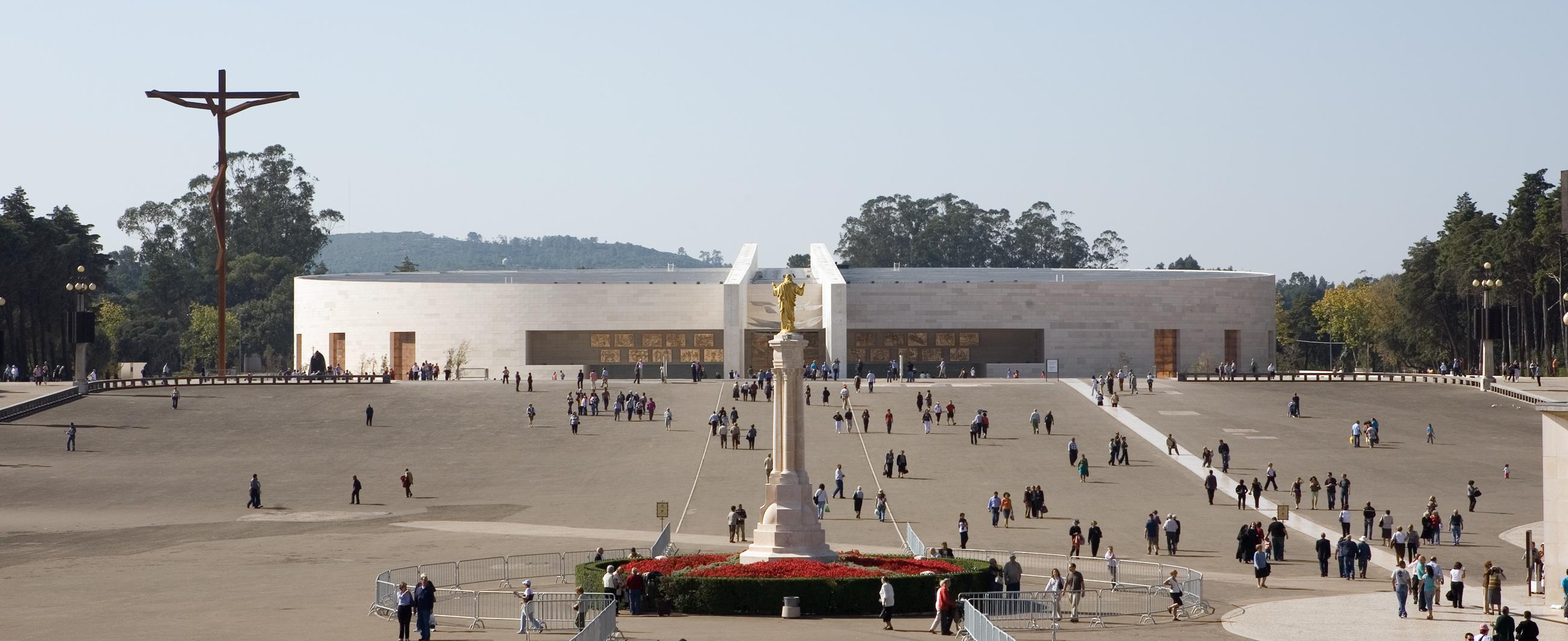 Peregrinação de Maio em Fátima celebrada sem peregrinos