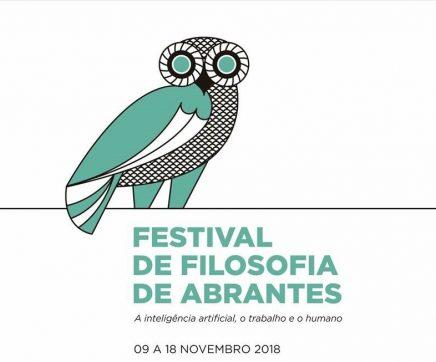 impacto da Inteligência Artificial é tema central do Festival de Filosofia de Abrantes