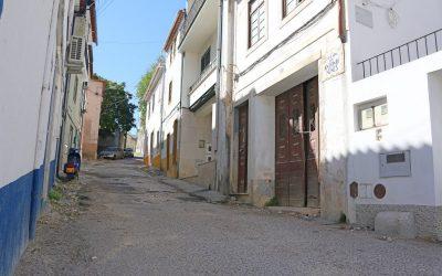 Torres Novas aprova concurso para empreitada da reabilitação da Calçada António Nunes, Largo Terreiro da Cruz e Rua dos Ferreiros