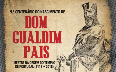 Tomar celebra este sábado D. Gualdim Pais
