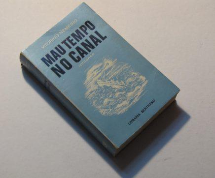 """Centenário da génese de """"O Mau Tempo no Canal"""" na Academia das Ciências por António Valdemar"""
