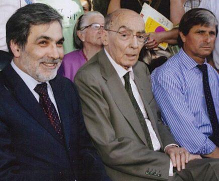 PS comemora José Saramago e debate Protecção Civil