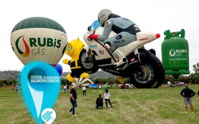'II Festival Internacional de Balonismo de Coruche' de 31 de Outubro a 04 de Novembro