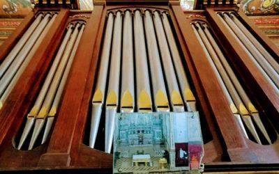 Festival de Órgão de Santarém oferece 13 eventos em seis dias de Novembro