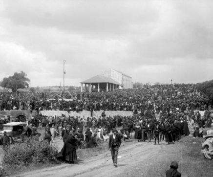 Exposição assinala centenário da construção da Capelinha das Aparições em Fátima