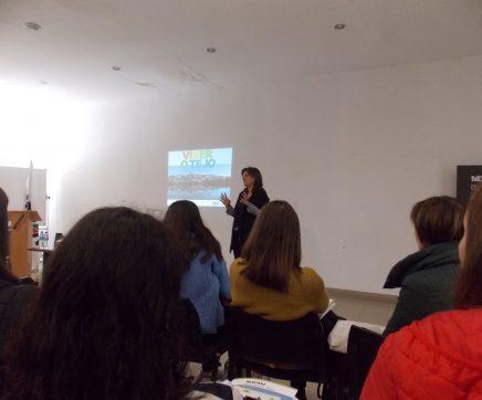 NERSANT apresenta Viver o Tejo a alunos de Turismo da Universidade de Coimbra