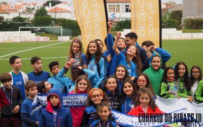 Escola de Triatlo venceu Aquatlo jovem de Coruche