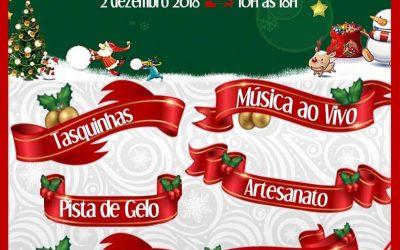 """""""Há Natal"""" em Alcanena"""