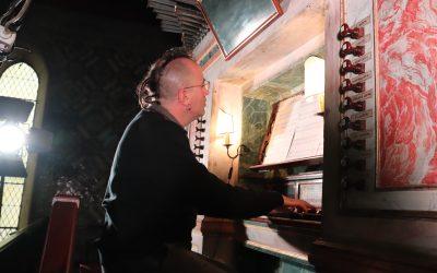 Jesús Gonzalo López encerrou com chave de ouro Festival de Órgão de Santarém