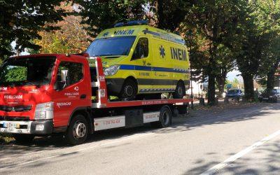 """PSD questiona Governo sobre """"desarticulação"""" que mantém ambulâncias paradas"""