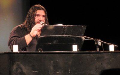 Nuno Barroso celebra 20 anos de Canções em concerto no Teatro Virgínia