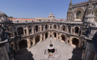 Convento de Cristo recebe exposição retrospetiva do atelier Aires Mateus