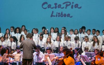 """Chamusca recebe concerto """"Casa Pia no Coração do Ribatejo"""""""
