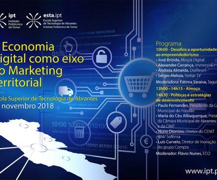 A Economia Digital como Eixo do Marketing Territorial em Debate na ESTA