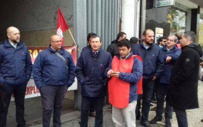 Trabalhadores de rodoviárias de Santarém e Leiria voltam à greve em Janeiro