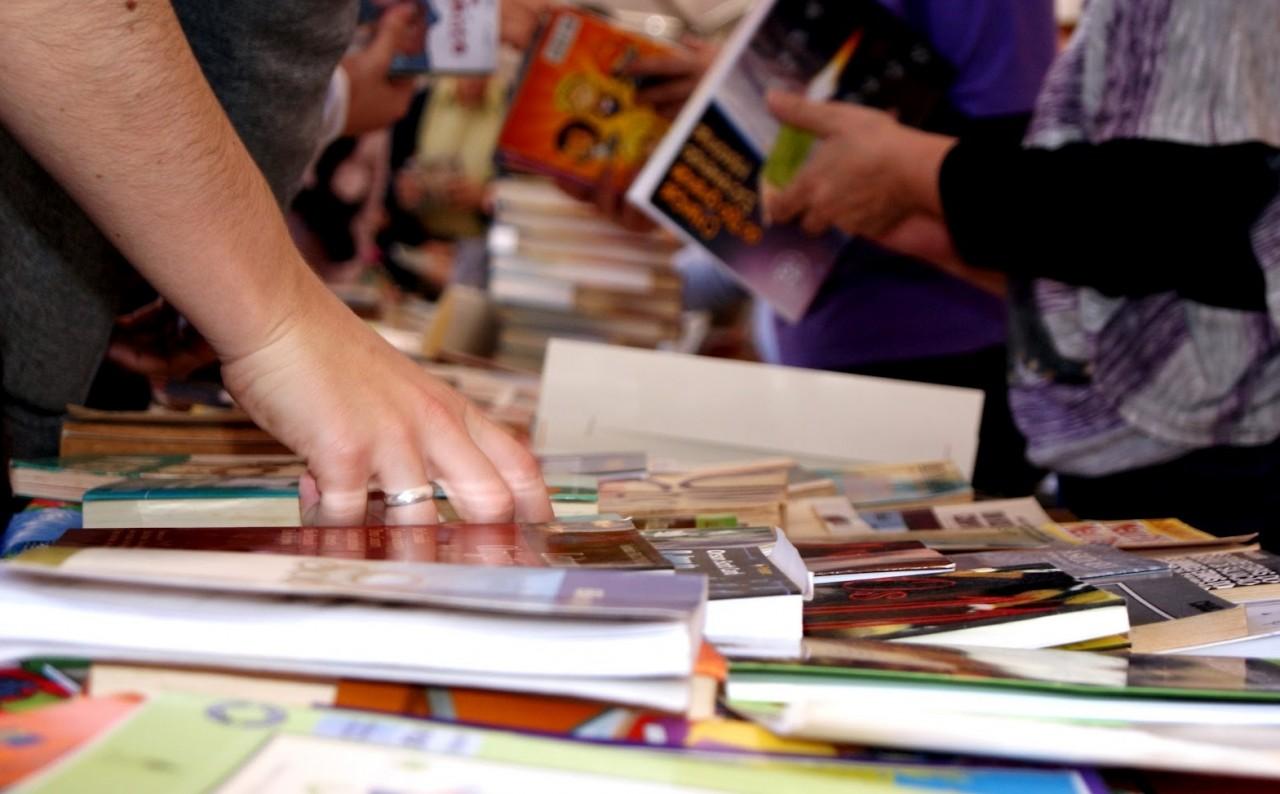 Feira do Livro de Tomar de 24 de Abril a 05 de Maio no Centro Cultural da Levada