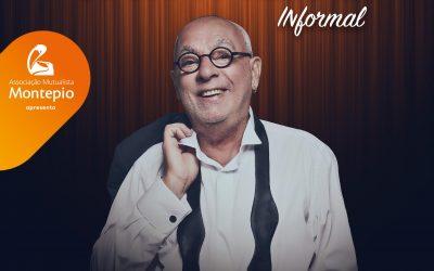 Teatro Virgínia recebe concerto de Paulo de Carvalho